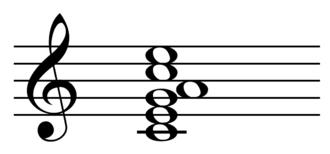 C6 tuning - Texas tuning: sixth chord.