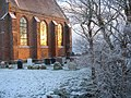 Texel - Den Hoorn - View NE on Hoornder Kerkje.jpg
