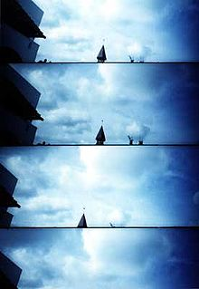 Une photo multiple prise avec un SuperSampler.