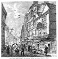 The 'Cock and Magpie', Drury Lane. Wellcome M0010288.jpg