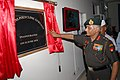 The Army Chief General V.K. Singh inaugurates the new building of ECHS Polyclinic, at Gurgaon, Haryana on June 15, 2010.jpg