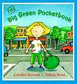 The Big Green Pocketbook, written and illustrated by Felicia Bond, children's book illustrator.jpeg