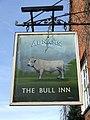 The Bull Inn sign - geograph.org.uk - 1119895.jpg
