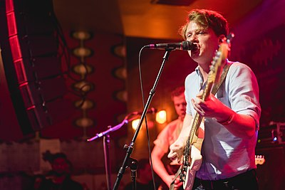 Picture of a band or musician: The Crookes
