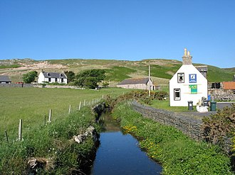 Farr, Sutherland - Image: The Farr Bay Inn and Tourist Office at Bettyhill, Sutherland geograph.org.uk 916248