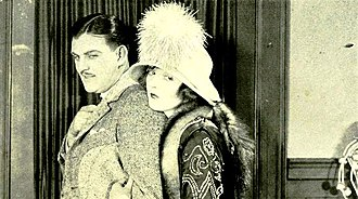 Hallam Cooley - Hallam Cooley and Doris May in The Foolish Age (1921)