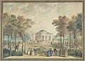 The Garden Façade of Bagatelle MET DP805961.jpg