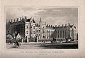 The Hospital for Consumption, Fulham; viewed from the road. Wellcome V0012931.jpg