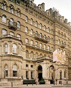 Hotel Hilton Londres Metropole