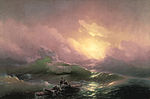 The Ninth Wave, Ivan Aivazovsky, 1850.jpg