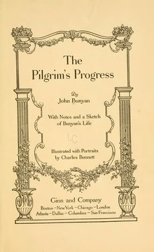 The Pilgrims Progress (1890).djvu