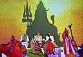 The Prime Minister, Shri Narendra Modi witnessing the Haryana Swarna Jayanti Celebrations, in Gurugram, Haryana (1).jpg