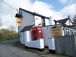 East Down, Devon - The Pyne Arms