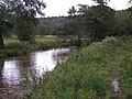 The River Churnet just below Oak Meadow Ford Lock - geograph.org.uk - 315834.jpg