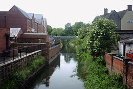 The River Sow, Stafford - geograph.org.uk - 462786.jpg