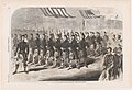 The Seventy Ninth Regiment (Highlanders), New York State Militia (Harper's Weekly) MET DP875228.jpg