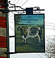 The Sign of The Brocklesby Ox - geograph.org.uk - 1133129.jpg