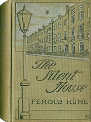 Cover of a 1907 New York publication of The Silent House
