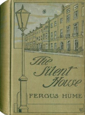 The Silent House - cover - Project Gutenberg etext 19069