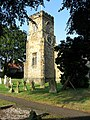 The Tower of Stillington Parish Church - geograph.org.uk - 212010.jpg
