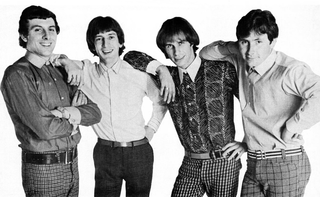 The Troggs band