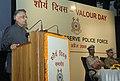 "The Union Home Minister, Shri Shivraj Patil addressing at the ""VALOUR DAY"" of Central Reserve Police Force, in New Delhi on April 09, 2008.jpg"