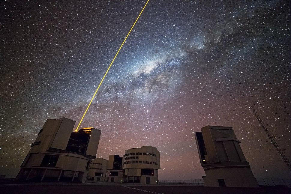 The VLT%E2%80%99s Artificial Star
