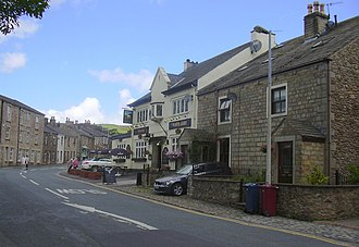 Sabden - Image: The White Hart geograph.org.uk 1350328