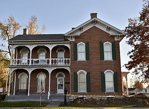 National Register of Historic Places listings in Davis County, Iowa