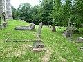 The churchyard of All Saints, Benhilton (geograph 3015151).jpg