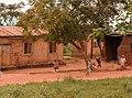 The feeling of seeing a car in a Tanzanian village by Rasheedhrasheed.jpg
