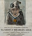 The ghost of the revolutionary politician Mirabeau giving an Wellcome V0050199.jpg