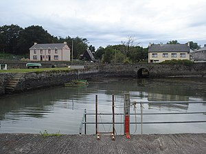Knock, County Clare - The harbour of Knock