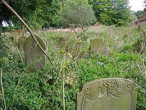 Edgefield, Norfolk - Image: The ruines of Saint peter and Saint paul's Church, Edgefield, 3rd September 2008 (3)
