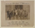 The solid sixteen Nova Scotia Liberal Members of Parliament, elected December 6, 1921 (HS85-10-408F) original.tif