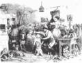 Theodor Hosemann, Armut im Vormärz, 1840.png
