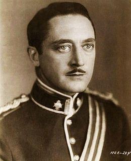 Theodore von Eltz American actor