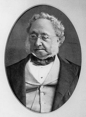 Arnold, Nottinghamshire - Photograph of Thomas Hawksley