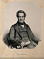 Thomas Bell. Lithograph by T. H. Maguire, 1851. Wellcome V0000447.jpg