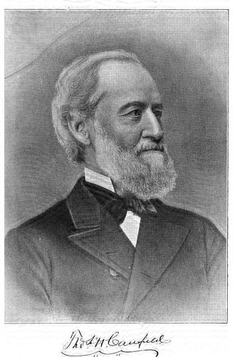 Rutland and Washington Railroad - Thomas Canfield