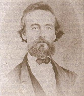 Thomas D. Keizur - Oregon pioneer Thomas D. Keizur