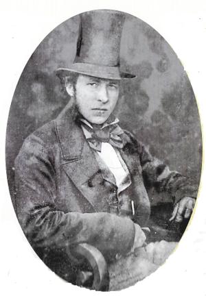 Thomas Hodge (illustrator) - Image: Thomas Hodge oval picture c. 1858