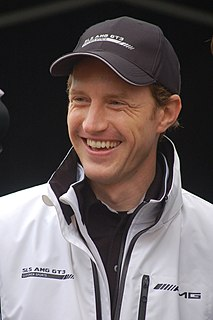 Thomas Jäger German racing driver