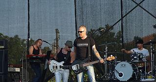 Tiamat (band) Swedish metal band
