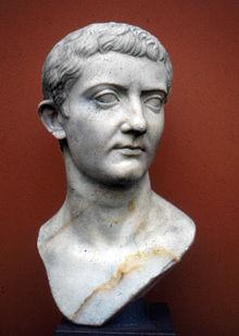 Bust of Tiberius Claudius Nero