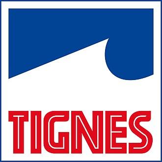 Tignes - Logo used to identify the ski resort