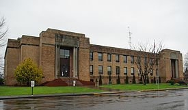 Tillamook County Courthouse - Oregon.JPG
