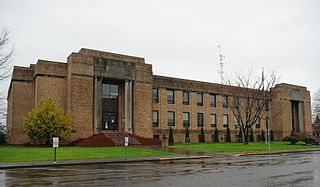 Tillamook County, Oregon County in the United States