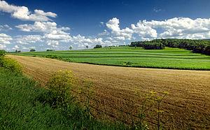Center Township, Snyder County, Pennsylvania - A farm in the township