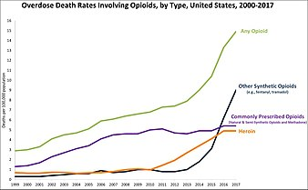 Heroin Use By State Map.Opioid Epidemic Wikipedia